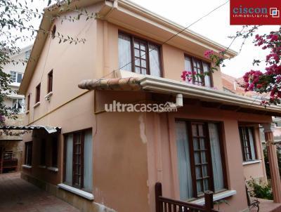 Casa en Venta en La Paz Auquisamaña Alto Auquisamaña, Av. Los Jazmines