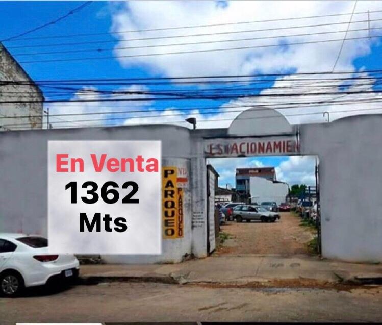 Terreno en Venta Terreno de 1362 mts en calle Bolivar entre Calles La Paz y Cochabamba Foto 1