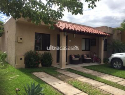 Casa en Venta en Santa Cruz de la Sierra 4to Anillo Sur Condominio Sevilla Avenida San Aurelio 4to anillo