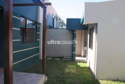 Casa en Venta en Cochabamba Sacaba Calle innominada Zona Incarrancho