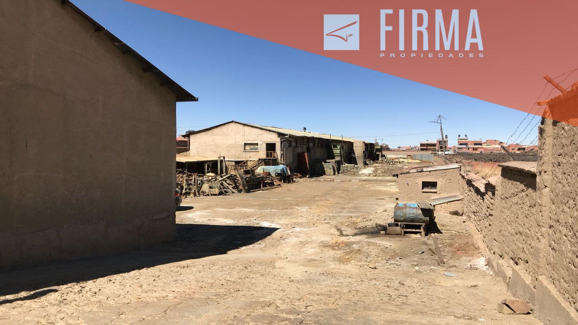 Terreno en Venta FTV18530 – COMPRA ESTE TERRENO EN ORURO Foto 1