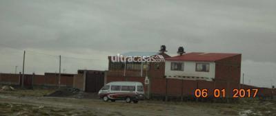 Casa en Venta en Oruro Oruro Urb. Nuevo Amanecer doble vía La Paz Oruro