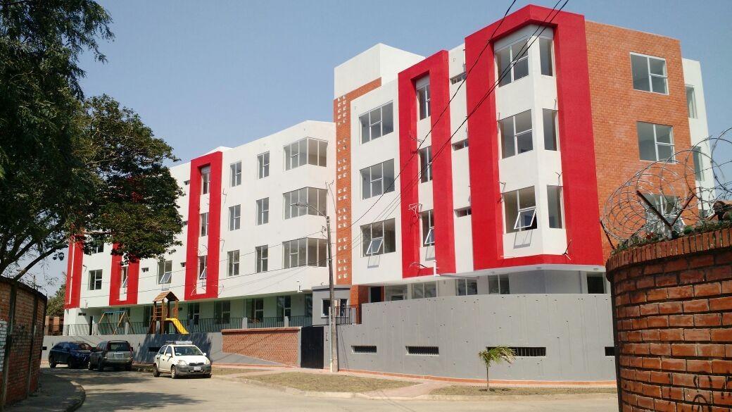 Departamento en Venta Edificio Palestina Santos Dumont  Foto 1