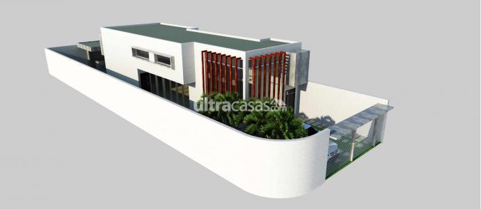 Casa en Venta Las Palmas, entre 3er y 4to anillo (1 cuadra de la Av. Piraí y a 4 cuadras del 4to Anillo) Foto 41