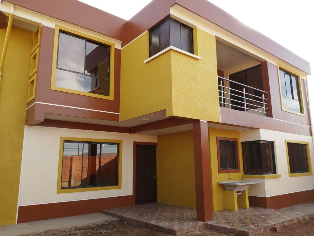 Casa en Venta URB. BUSTILLOS - ZONA VINTO- ORURO Foto 1