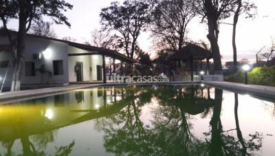 Casa en Venta en Santa Cruz de la Sierra Carretera Cotoca CASA QUINTA DE OCASIÓN