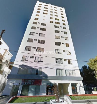 Departamento en Alquiler en La Paz Obrajes Av. Hernando Siles entre Calles 2 y 3. Edificio Torre Julia