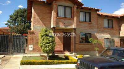 Casa en Venta en Cochabamba Noroeste Urbanización tunari