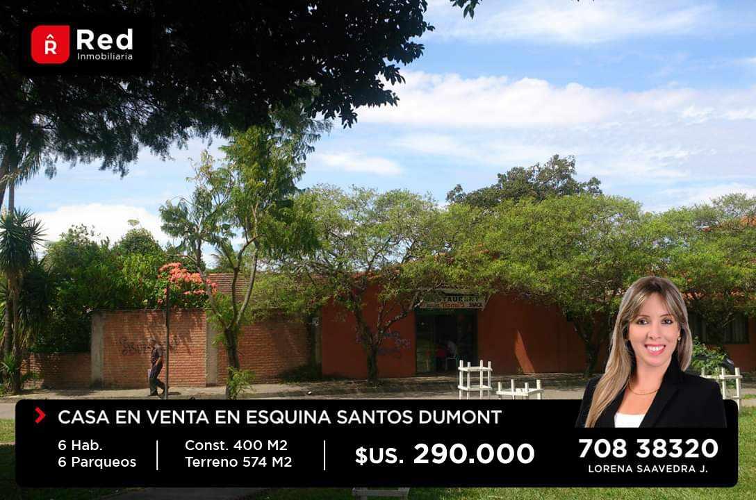 Casa en Venta AV. SANTOS DUMONT Y AV.PILCOMAYO Foto 1