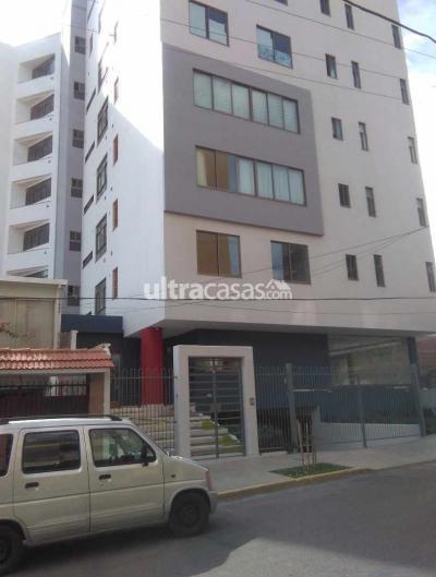 Departamento en Venta en Cochabamba Cala Cala Cala-Cala Man Cesped esquina Enrrique Arce Edificio San Francisco