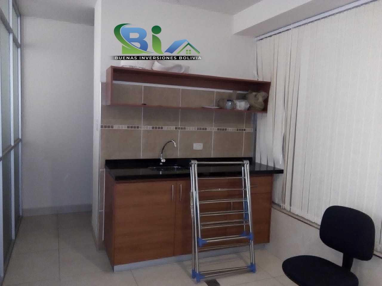 Oficina en Alquiler Bs.2000 OFICINA PROX. HEROINAS Y OQUENDO Foto 1