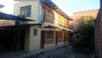 Casa en Venta en Cochabamba Quillacollo Capitán arzabe