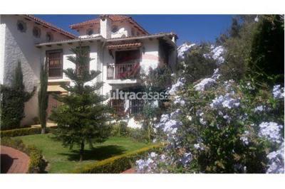 Casa en Alquiler en Cochabamba Villa Taquiña CONDOMINIO EL BOSQUE SUR