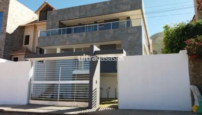 Casa en Venta en Cochabamba Pacata Urb. Bella vista