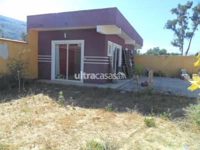 Casa en Venta en Cochabamba Sacaba CHIMBOCO  CASA EN VENTA