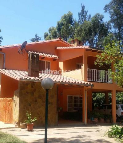 Casa en Venta en Samaipata Samaipata Ruben Terrazas s/n