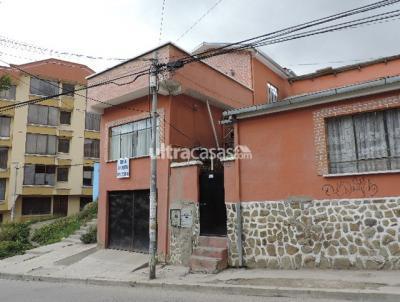 Casa en Venta en La Paz Achachicala Ciudadela Ferroviaria Av. Principal