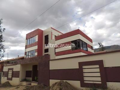 Casa en Venta en Cochabamba Sacaba CASA MINIMALISTA NUEVA EN KM 7 1/2 HUAYLLANI-SACABA
