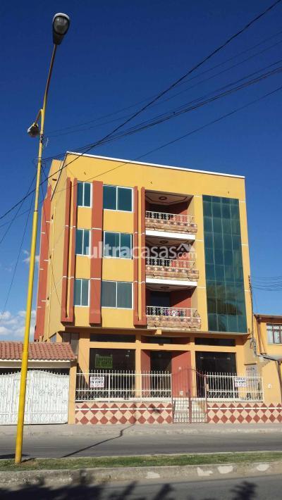 Departamento en Venta en Cochabamba Quillacollo Av ferrocarril 243