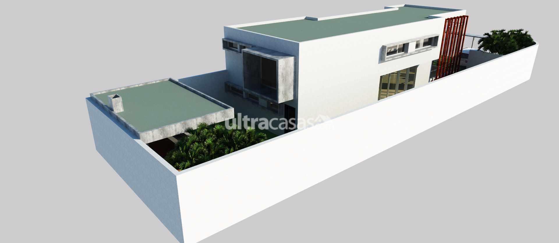 Casa en Venta Las Palmas, entre 3er y 4to anillo (1 cuadra de la Av. Piraí y a 4 cuadras del 4to Anillo) Foto 2
