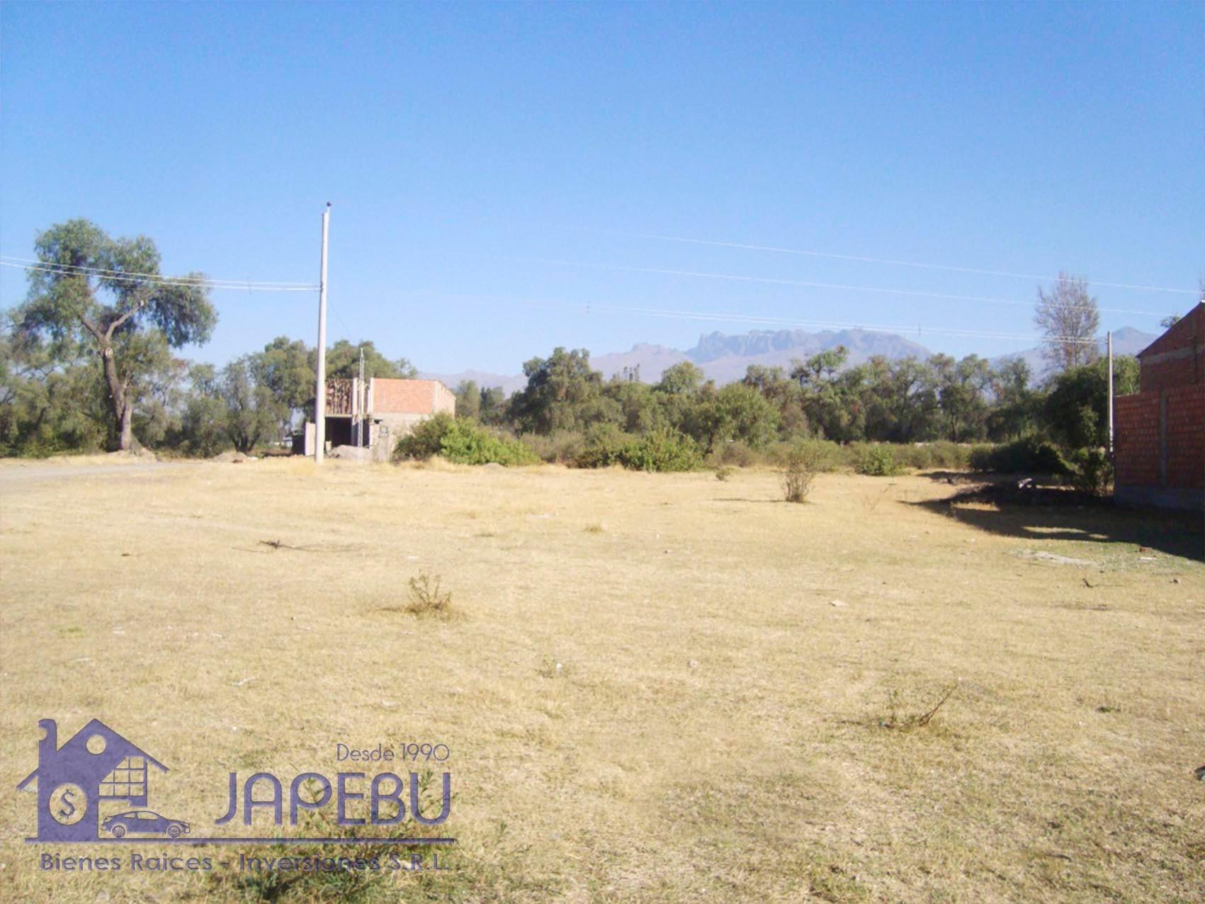 Terreno en Venta Zona Oeste, Km5 Av. Villa Vicencio Foto 1
