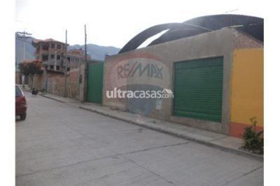 Galpón en Venta en Cochabamba Sacaba Zona Cementerio-Parque de las Memorias