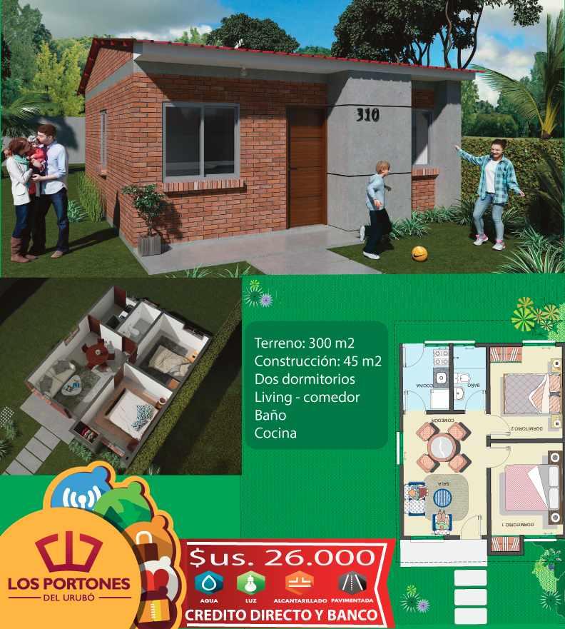 Casa en Venta CASAS CRÉDITO DIRECTO Y BANCARIO Foto 1