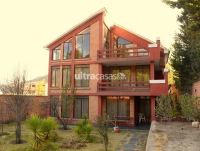 Casa en Venta en La Paz Mallasa Calle Las Flores #12