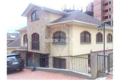 Casa en Alquiler en La Paz Achumani Achumani calle 31
