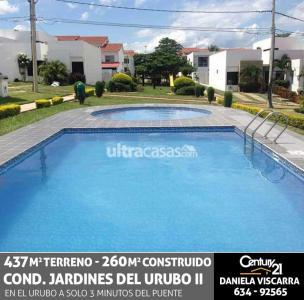 Casa en Venta URUBO, Condominio Jardines del Urubo II Foto 5