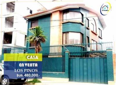Casa en Venta en La Paz Los Pinos CASA EN VENTA – Los Pinos