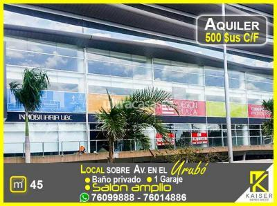 Local comercial en Alquiler en Santa Cruz de la Sierra Urubó Urubo UBC Radisson