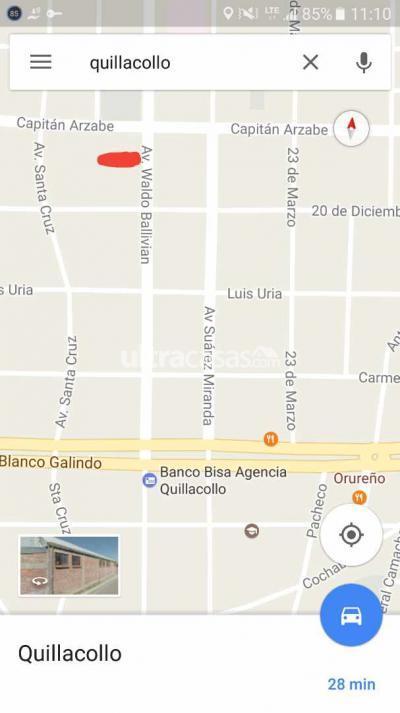 Casa en Venta en Quillacollo Quillacollo Waldo ballivian y 20 de diciembre