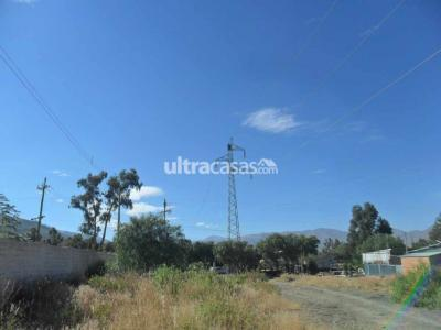 Terreno en Venta en Cochabamba Sacaba CHIMBOCO LOTE EN OFERTA