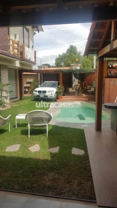Casa en Venta en Cochabamba Condebamba Zona Chiquicollo