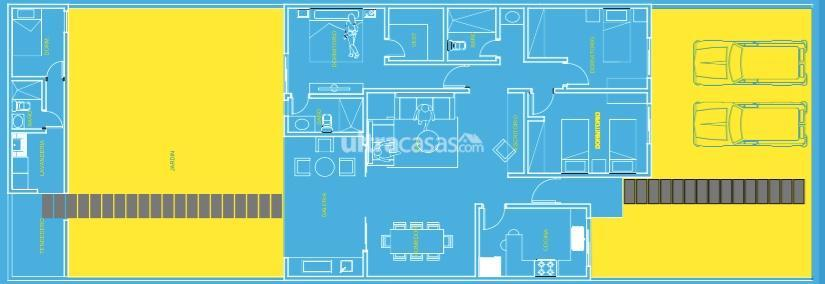 Casa en Venta CASA EN VENTA ZONA NORTE A ESTRENAR Foto 7