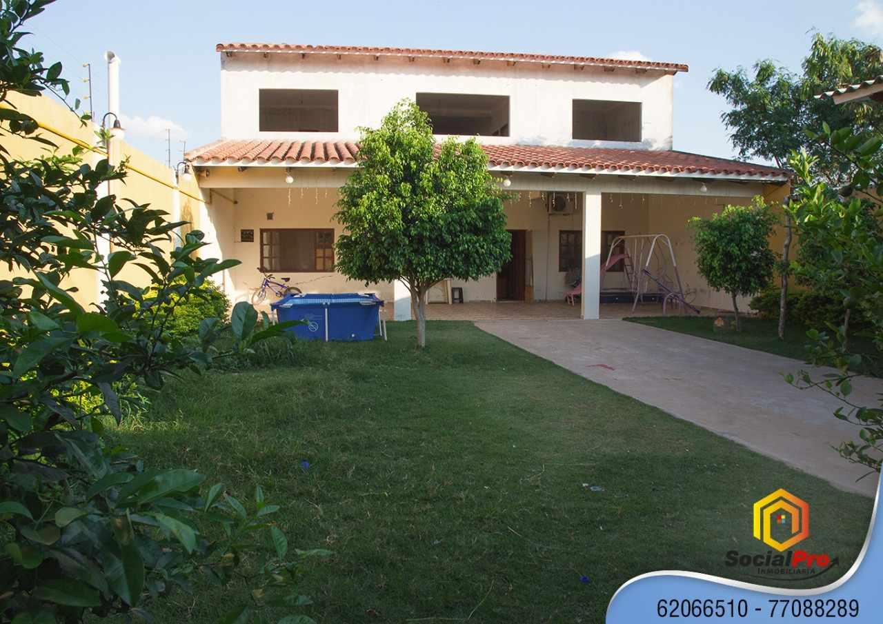 Casa en Venta URB. EL PALMAR CALLE 3 ENTRE 7MO Y 8VO ANILLO ZONA ZUR Foto 3