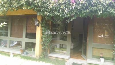 Casa en Venta en La Paz Calacoto Av. Fuerza naval