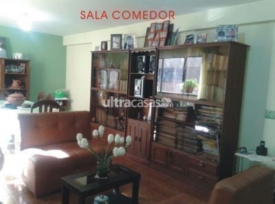 Departamento en Venta en Cochabamba Colcapirhua Av. Blanco Galindo Km 7.5