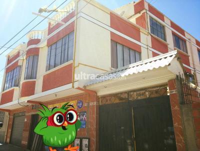 Casa en Venta en La Paz Achachicala Calle 18 No 20