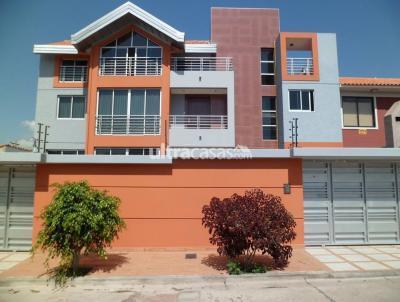 Casa en Anticretico en Cochabamba Cala Cala barrio profesional