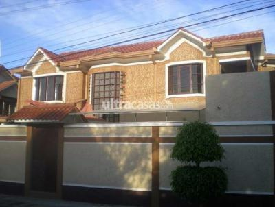 Casa en Venta en Cochabamba Sarco MUNAY ESQUINA 23 DE ENERO NRO. 40 Sarco Cochabamba, Cochabamba