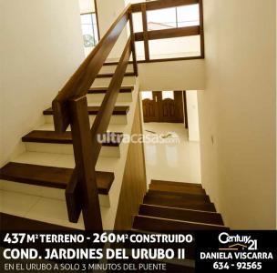 Casa en Venta URUBO, Condominio Jardines del Urubo II Foto 17