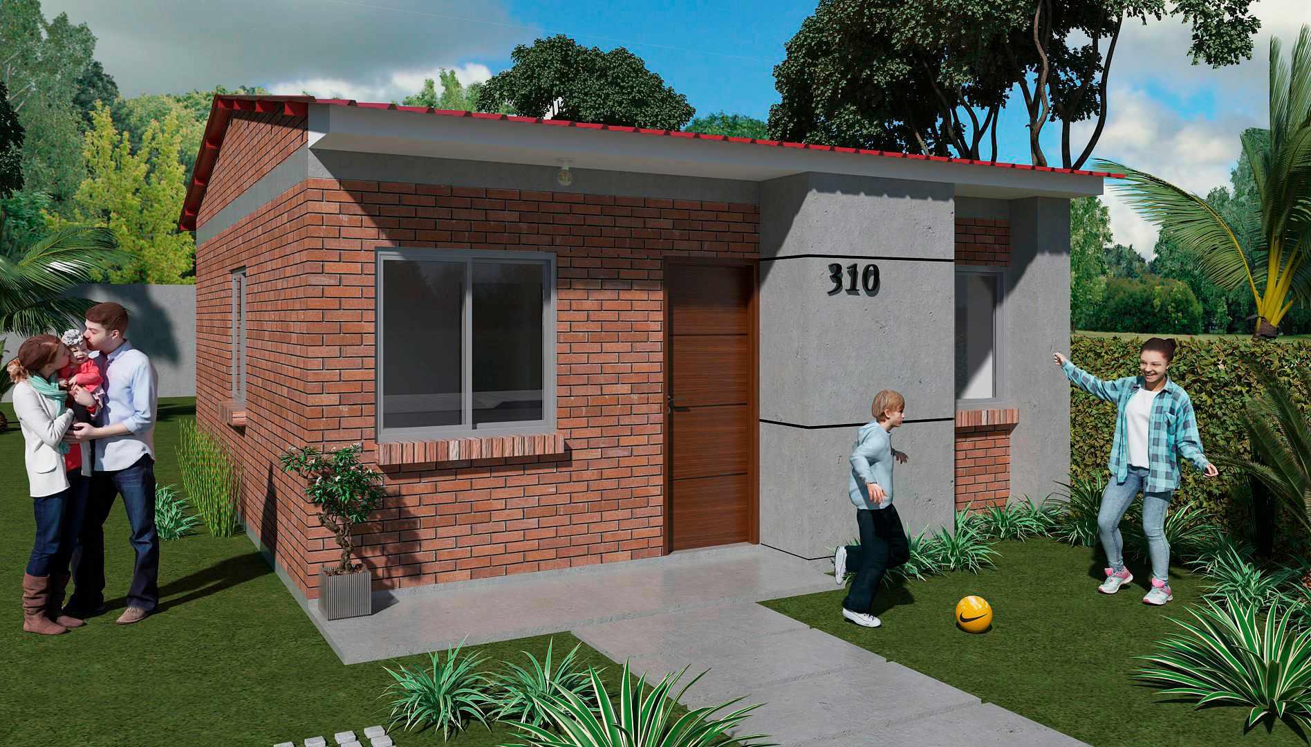 Casa en Venta CASAS CRÉDITO DIRECTO Y BANCARIO Foto 3