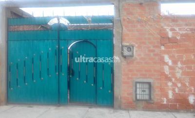 Casa en Venta en El Alto Villa Adela Cosmo 77  calle 8