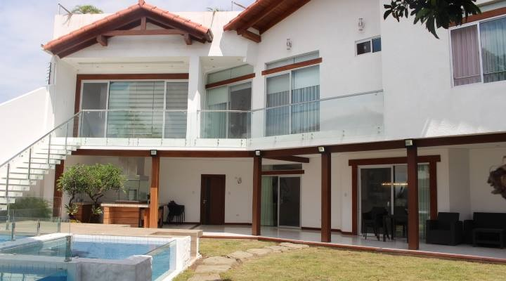 Casa en Venta CASA DE LUJO, 3ER ANILLO  BARRIO POLANCO Foto 1