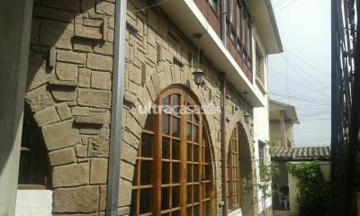 Casa en Venta en Cochabamba Centro Aprox Plazuela Sucre