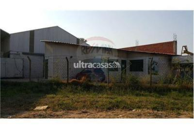 Galpón en Venta en Warnes Parque Industrial Latinoamericano PARQUE INDUSTRIAL