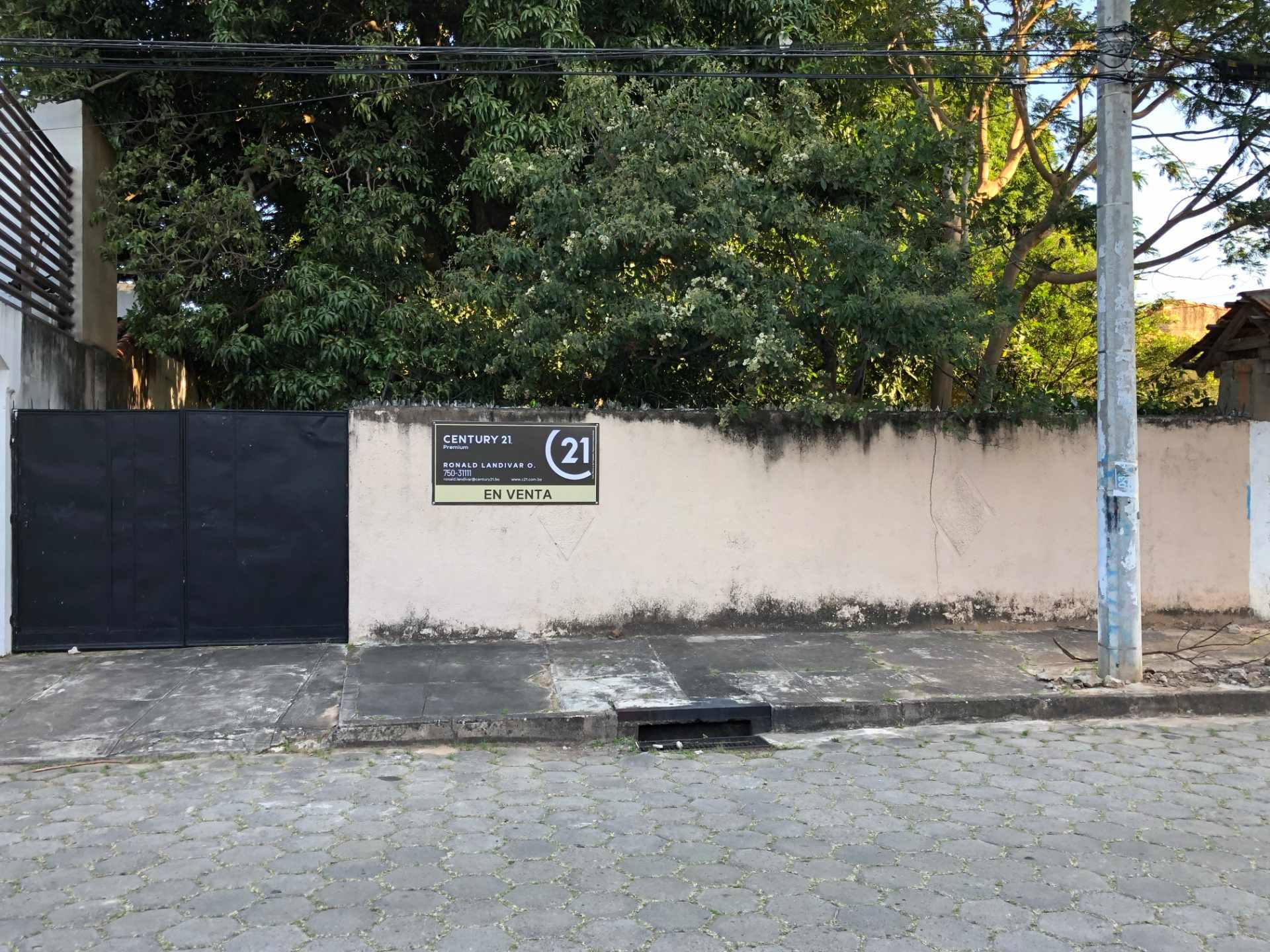 Terreno en Venta Calle El Fuerte s/n, zona barrio Los Choferes (al lado del Hostal Jodanga) Foto 1