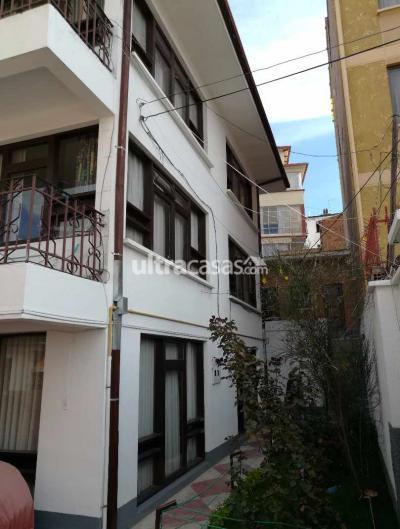 Casa en Venta en La Paz Sopocachi Pasaje Reseguín No. 2250, entre Fernando Guachalla y Rosendo Gutiérrez